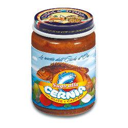 Grouper sauce