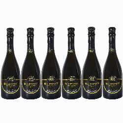 Millesimato Cuvée Prestige Brut 2018 (6 bottles)