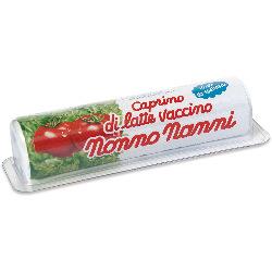 Caprino, fresh cheese made...