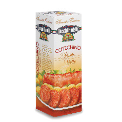Cotechino cotto